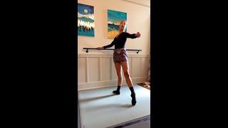 Ballet Barre Class With Sasha Mukhamedov