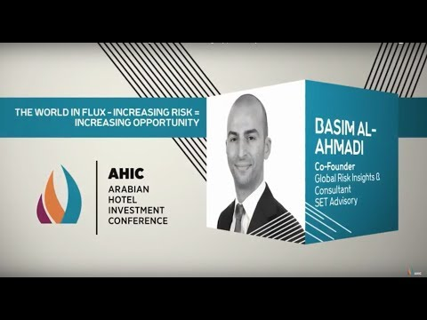 AHIC 2018: The World in Flux - Increasing Risk = Increasing Opportunity