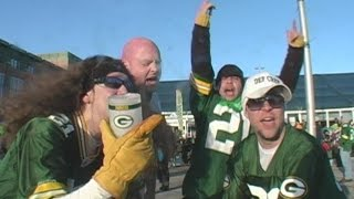DEF CREW - Green Bay Packers Anthem  (ALL ORIGINAL!!!)