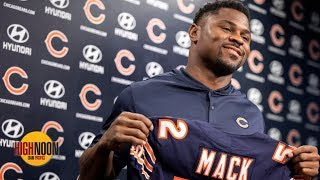 Do the Raiders deserve an award for the Khalil Mack trade? | High Noon