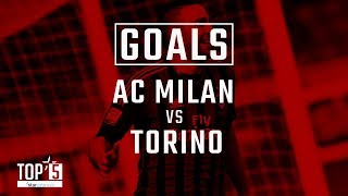 Our Top 5 Goals at home to Torino