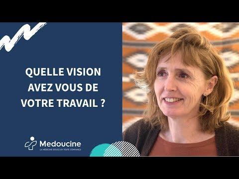 Quelle vision avez vous de votre travail ? Par Sandrine Deluz - Paris 4