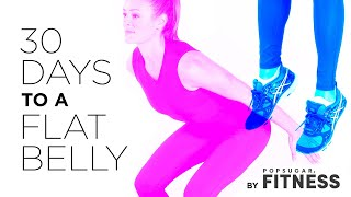 Introducing 30 Days to a Flat Belly