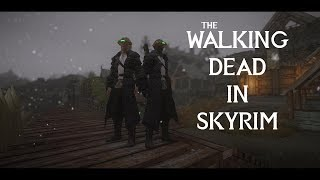 Skyrim: Walking Dead Mods | Draugr Apocalypse