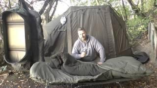 Anaconda Climate Plus II Schlafsack in der Fullrun.de Vorstellung