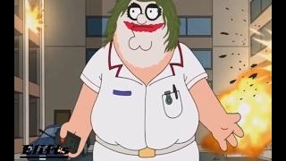 Family Guy - Peter Destroys a hospital