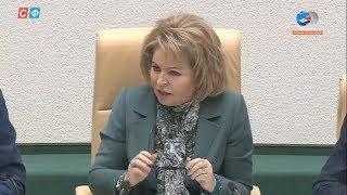 Матвиенко обвинила в популизме сенатора, который открыто выступил против закона об изоляции рунета