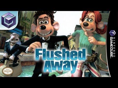 Longplay of DreamWorks & Aardman Flushed Away