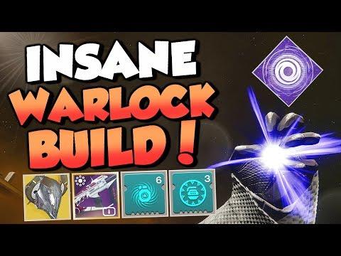 Best Warlock Build? Ultimate Voidwalker Setup! [Destiny 2 Shadowkeep]