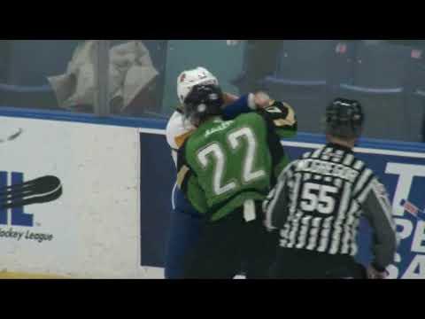Nolan Kneen vs. Carson Miller