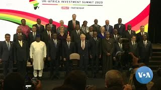 Poorly Attended Britain Summit Woos Africa With Visa Concessions
