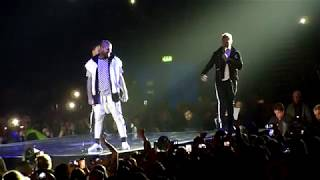 Boyzone - The Boys Talking About Steo/ Key To My Life - SSE Arena, Belfast - 23rd Jan 2019