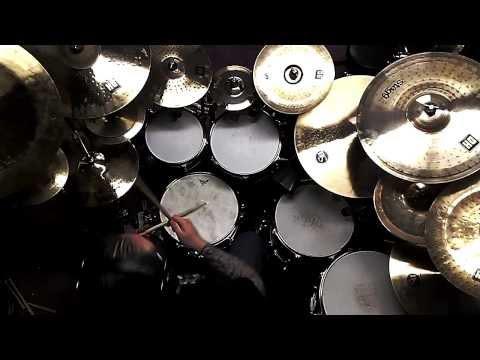 "Stagg 18"" DH Medium Crash - Demo with mics - James Chapman"