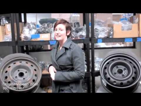 Aerio Rims & Aerio Wheels - Video of Suzuki Factory, Original, OEM, stock new & used rim Co.