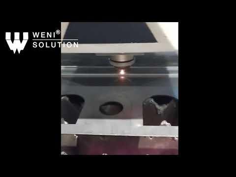 Markowanie aluminium Ploter fibrowy WS-3015G | Engraving aluminium Fiber laser WS-3015G - zdjęcie