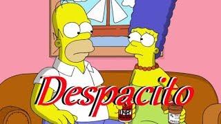 Simpsonovi [Despacito] Parodie