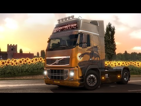 Euro Truck Simulator 2 - Trucking Fan DLC Bundle