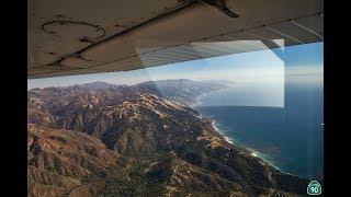 Flying Over Big Sur!