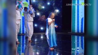 Anastasiya Petryk - Nebo (Ukraine) 2012 Junior Eurovision Song Contest