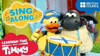 Guess the Colour Song | Learning Time with Timmy | Nursery Rhyme