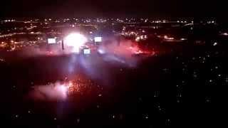 Arctic Monkeys - I Bet You Look Good On The Dancefloor Live Glastonbury 2013 HD