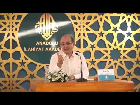 Prof.Dr. Sönmez KUTLU - Mürcie'nin Teşekkülü,Görüşleri,Yayılışı ve İslam Düşüncesine Katkıları