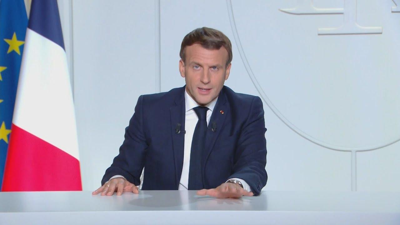 Σε νέο lockdown η Γαλλία λόγω της έξαρσης του κορονοϊού