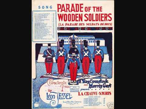 Parade of the Wooden Soldiers (1923) (Song) by Paul Whiteman and His Orchestra