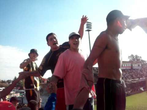 """Almirante Brown, Tribuna"" Barra: La Banda Monstruo • Club: Almirante Brown"
