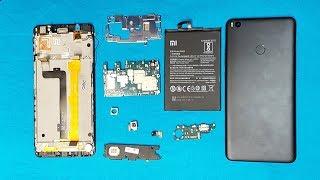 Xiaomi Mi Max 2 DisassemblyTear Down   All Internal Parts Of Mi Max 2