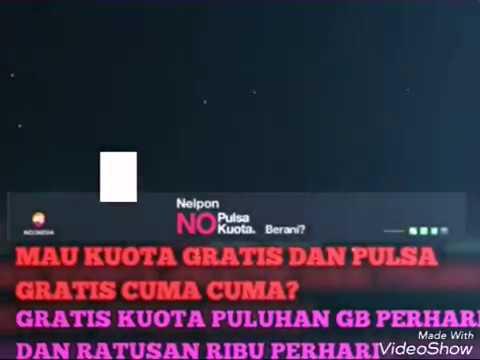 Video CARA DAPAT 15GB DAN RATUSAN RIBU PERHARI GRATIS
