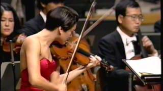 Lalo: Symphonie espagnole, Op. 21 - III. Intermezzo, Violin: Anne Akiko Meyers