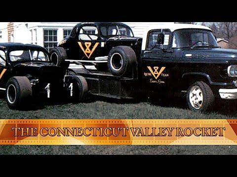 Speedbowl Doc Shorts - Bill Slater & the Connecticut Valley Rocket