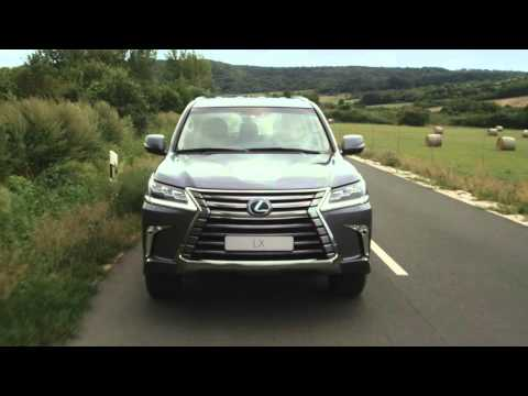 Lexus  Lx Внедорожник класса J - рекламное видео 4