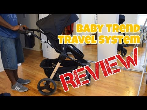 Baby Trend Stroller Royal SE Travel System – In Depth Review