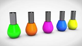 ЦВЕТА ФИГУРЫ ИГРУШКИ Colors  Shapes Toys Nursery  Rhymes  For Kids Развивающий мультфильм