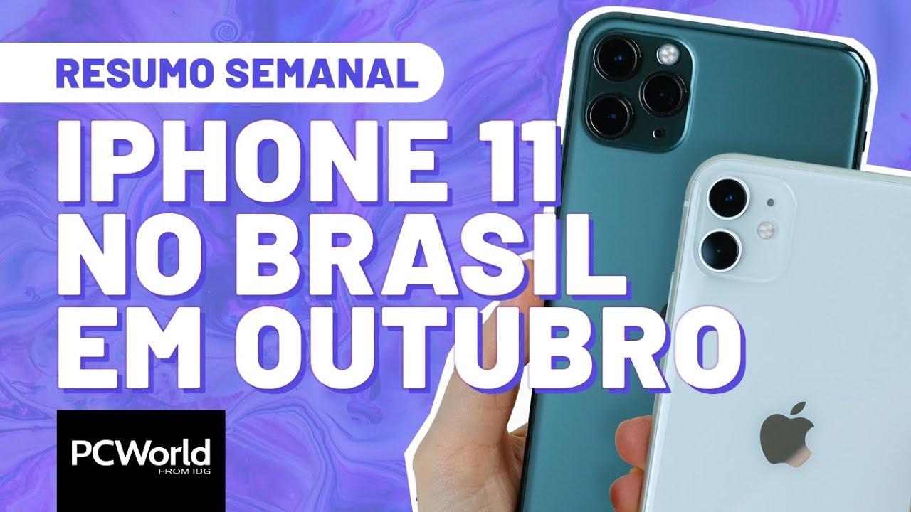 iPhone 11 chega ao Brasil em outubro   Xiaomi e o celular