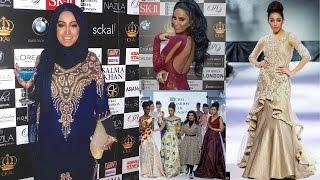 Dubai Fashion Week London Vlog | With Rumena, Shamzy, Lily Ghalichi, & More | Sebinaah