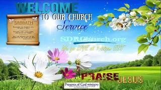 02-23-19 SDR - study - Sanctuary / sermon - Q&A Sabbath