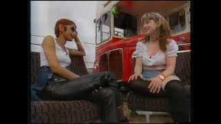 echobelly sonya  interview Glastonbury 1994