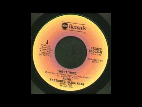 Rufus &amp Chaka Khan - Sweet Thing