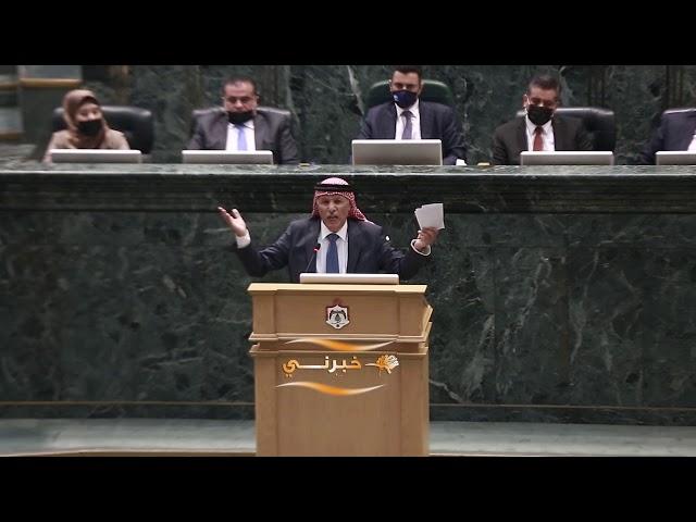 العرموطي يطالب بالتحقيق في أداء الحكومة بأزمة كورونا