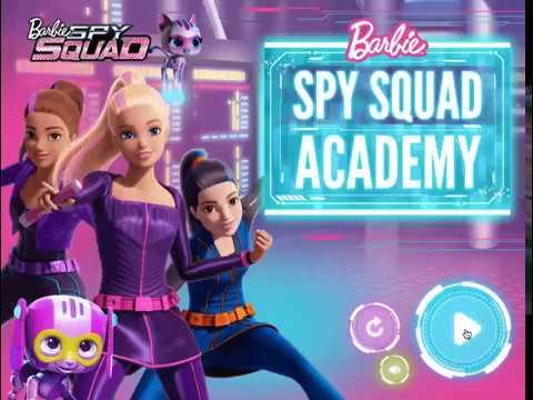 Barbie spy squad academy 2