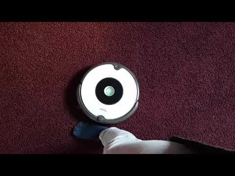 iRobot Roomba 605 Test Teil 1 von 2.