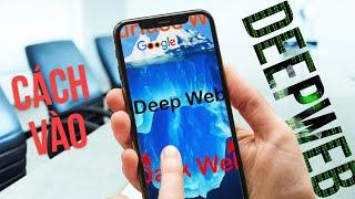 cách truy cập deep web trên điện thoại ios - Thủ thuật máy