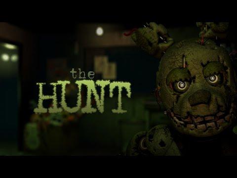 Rissy: The Hunt ( FNaF Original ) слова песни