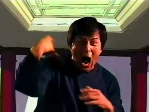 If we are posting cool animated intros, Jackie Chan's show had the best one imo