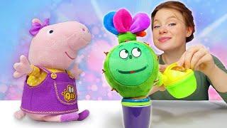 Spielspaß mit Peppa und Irene - 2 Folge am Stück - Peppa Wutz Videos auf Deutsch