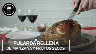 PULARDA RELLENA: la receta estrella de la NAVIDAD | Instafood