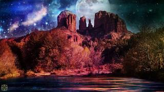Manifest Miracles, Cleanse Destructive Energy, 528 Hz Healing Frequency Sedona Vortex